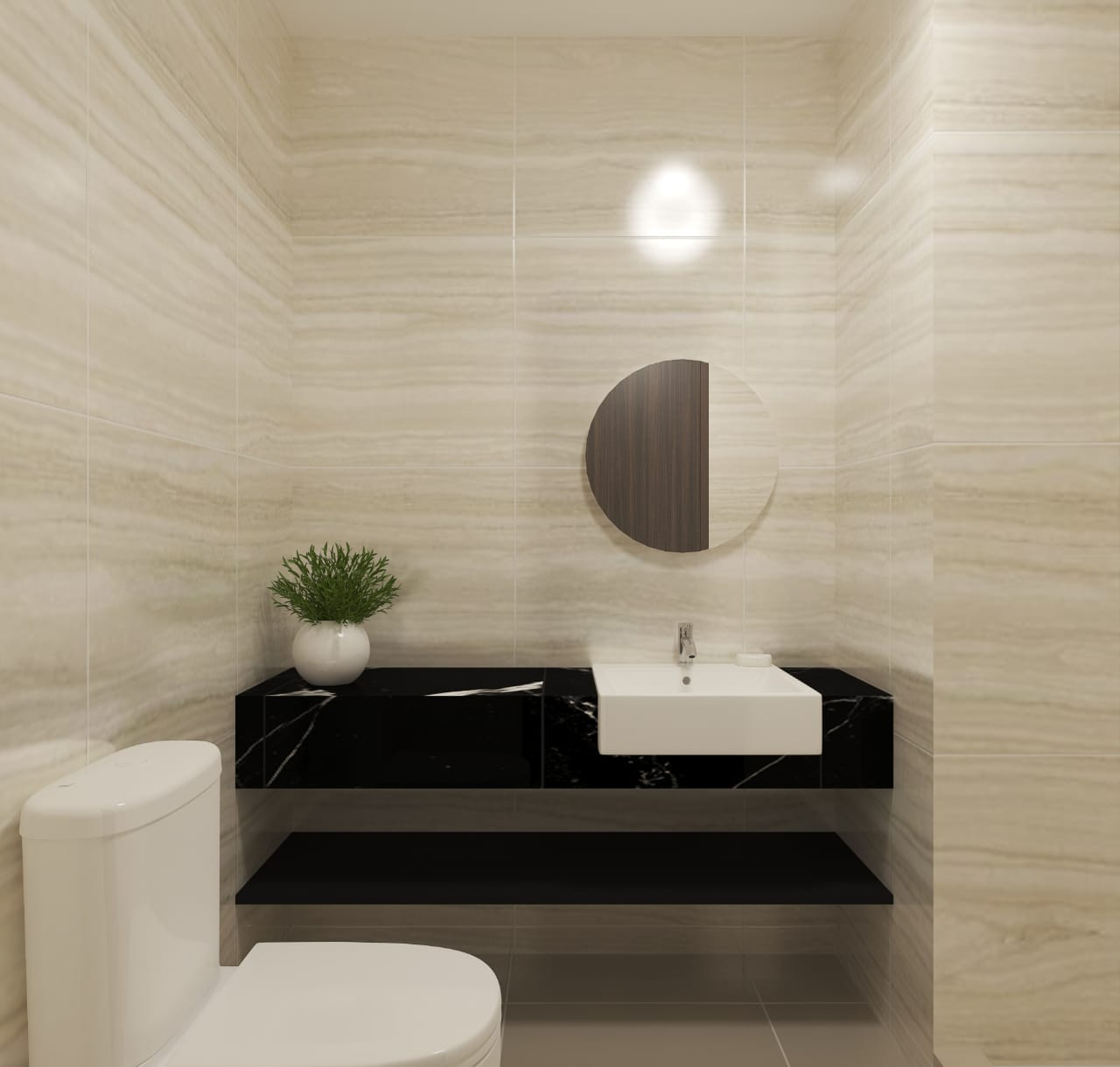 2BR-Bathroom